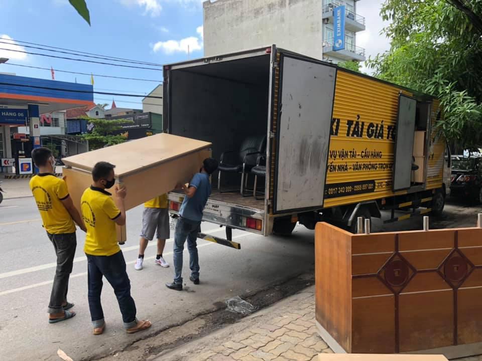 chuyển nhà trọn gói uy tín tại Vinh