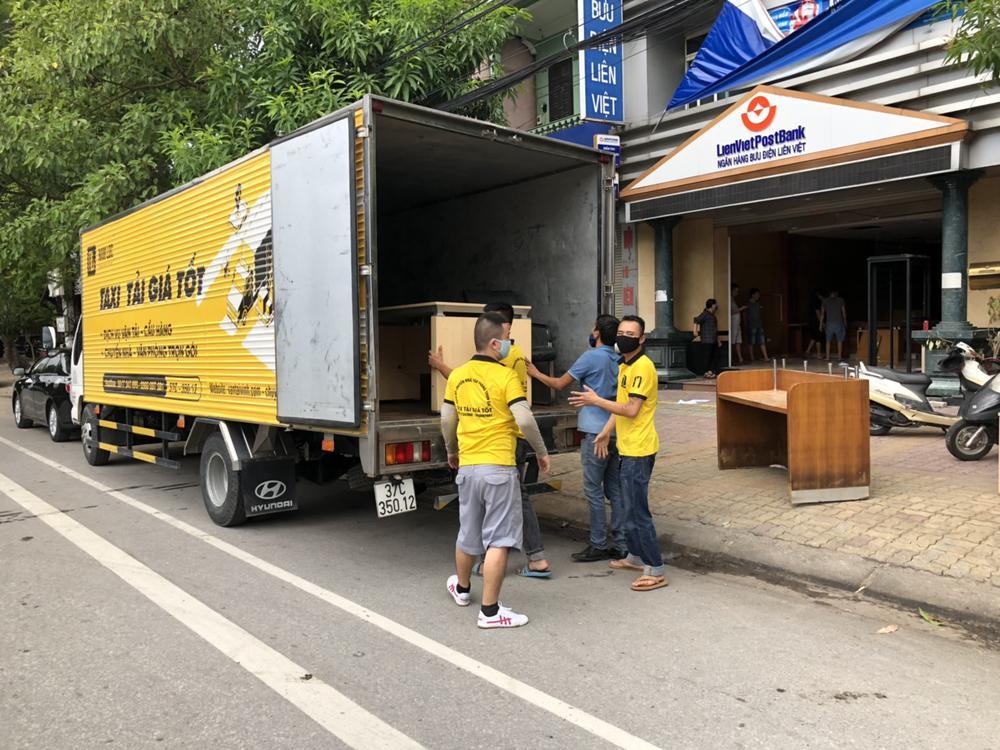 dịch vụ chuyển nhà uy tín tại vinh