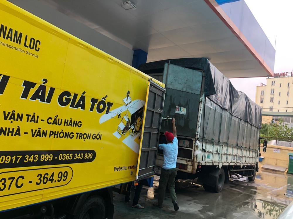 taxi tải chở hàng tại Nghệ An