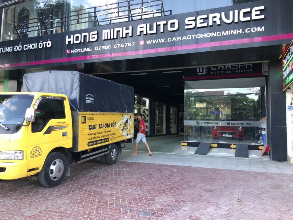 Chuyển văn phòng trọn gói tại Vinh - Nghệ An