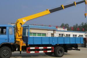 Dịch vụ xe cẩu tại thành phố Vinh - Nghệ An