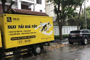 Các tiêu chuẩn đảm bảo tài sản khi thuê taxi tải chở hàng tại Vinh