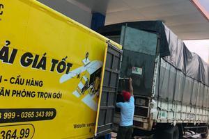 Những điều cần biết khi ký hợp đồng thuê xe taxi tải chở hàng
