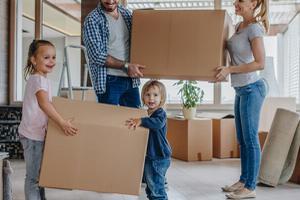 Nên lựa chọn chuyển nhà vào đầu tháng hay cuối tháng