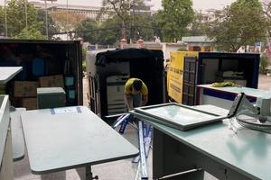 Tham khảo giá dịch vụ chuyển văn phòng trọn gói tại Vinh - Nghệ An chuyên nghiệp