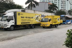 Dịch vụ taxi tải chở hàng tại Nghệ An chuyên nghiệp - chất lượng - giá rẻ