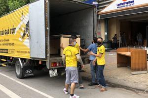 Dịch vụ chuyển nhà tại thành phố Vinh - Nghệ An