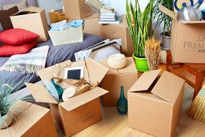 Bật mí bí quyết dọn dẹp, sắp xếp đồ đạc tại nơi ở mới
