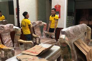 Dịch vụ chuyển nhà trọn gói - an toàn trong mùa dịch Covid 19