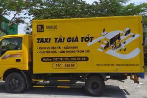 Dịch vụ taxi tải tại Vinh - Nghệ An chuyên nghiệp của Nam Lộc