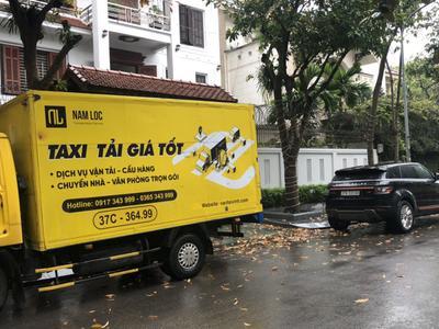 Các tiêu chuẩn đảm bảo tài sản khi thuê taxi tải...
