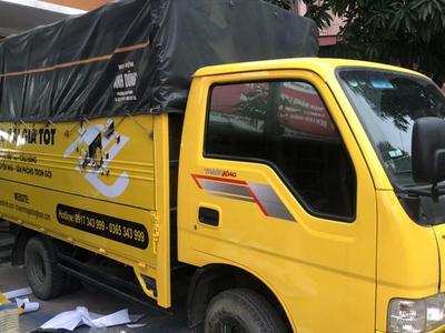 Thuê xe tải chở hàng giá rẻ ở đâu Nghệ An uy tín...