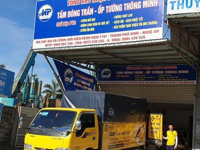 Công ty nhựa Minh Phương