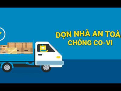 Dịch vụ chuyển nhà trọn gói tại Vinh luôn đảm bảo...