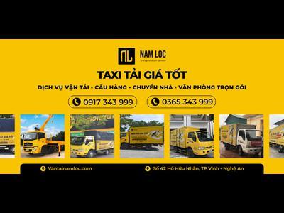 Dịch vụ xe tải chở hàng giá rẻ tại Vinh mang lại...
