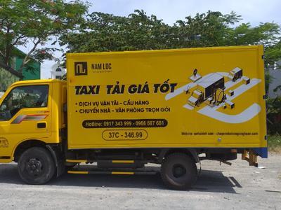 Dịch vụ cho thuê xe tải tự lái tại Nghệ An - Vận...