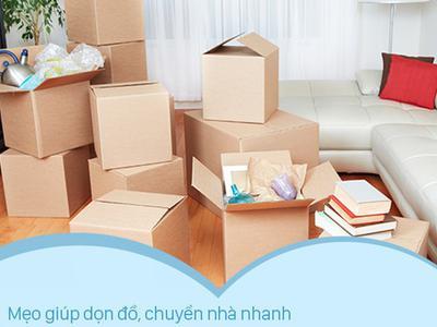 Bí quyết chuyển nhà nhanh gọn trong một ngày cho mọi...