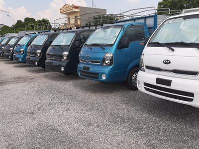 Tổng hợp các kinh nghiệm cần biết khi thuê xe tải tự...