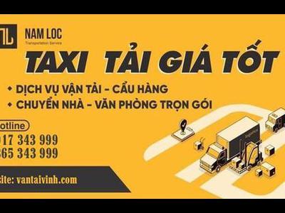 Những điều cần biết khi thuê taxi tải chở hàng tại...
