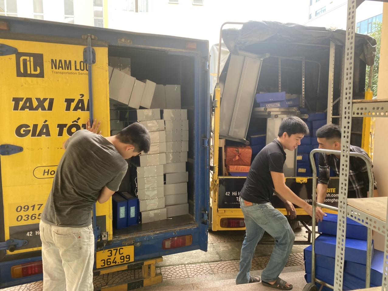 Tại sao nên chọn dịch vụ chuyển nhà, chuyển văn phòng, vận chuyển hàng hóa của Nam Lộc
